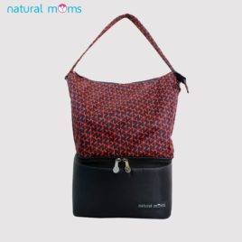 Natural Moms – Tote Red