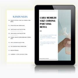 E-book : Cara Pilih Saiz Corong Pam