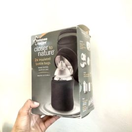 NEW: Tommee Tippee – 2pcs Insulated Bottle Carrier