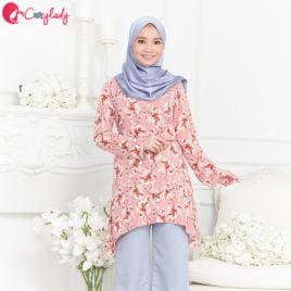 Estran Printed – Pink Floral