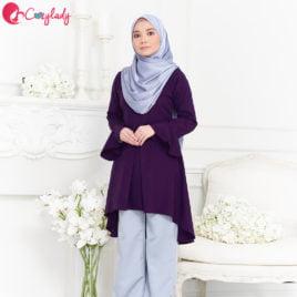 Fishtail – Purple